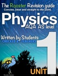 Physics Unit 1. The Rooster Revision Guide.