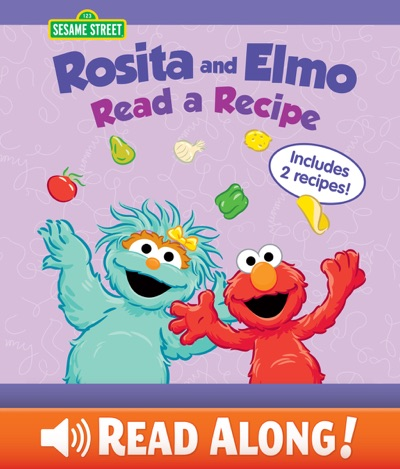 Rosita and Elmo Read a Recipe (Sesame Street) by Jodie Shepherd & Bob Berry Book Summary, Reviews and E-Book Download