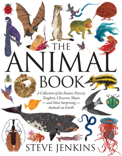 The Animal Book (Multi-Touch Edition) by Steve Jenkins Book Summary, Reviews and E-Book Download