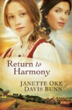 Return to Harmony book summary, reviews and downlod
