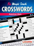 Magic Touch Crosswords American Style book summary, reviews and download