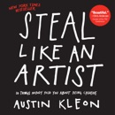 Steal Like an Artist book summary, reviews and download