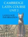 Cambridge Latin Course (4th Ed) Unit 2 Language Information
