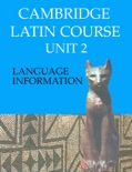 Cambridge Latin Course (4th Ed) Unit 2 Language Information book summary, reviews and download
