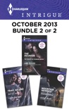 Harlequin Intrigue October 2013 - Bundle 2 of 2 book summary, reviews and downlod
