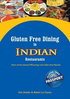 Gluten Free Dining in Indian Restaurants E-Book Download