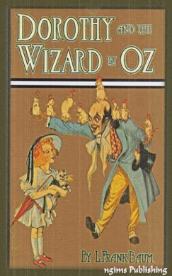 Dorothy and the Wizard in Oz (Illustrated + FREE audiobook download link) E-Book Download