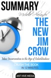 Michelle Alexander's The New Jim Crow: Mass Incarceration in the Age of Colorblindness Summary book summary, reviews and downlod