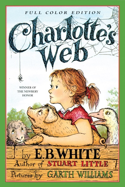 Charlotte's Web by E. B. White, Garth Williams & Rosemary Wells Book Summary, Reviews and E-Book Download