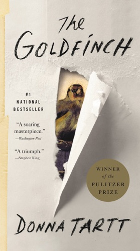 The Goldfinch by Donna Tartt E-Book Download