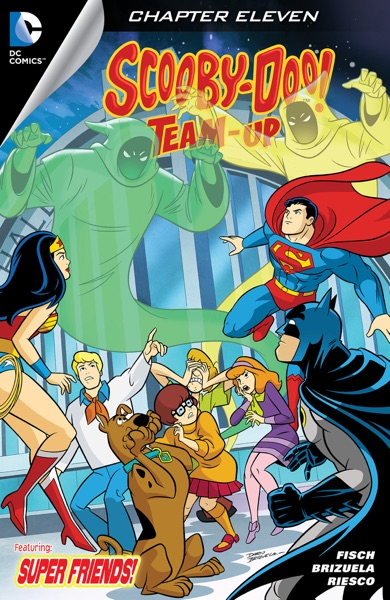 Scooby-Doo Team Up (2013-) #11 by Sholly Fisch & Dario Brizuela Book Summary, Reviews and E-Book Download