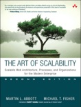 The Art of Scalability book summary, reviews and download