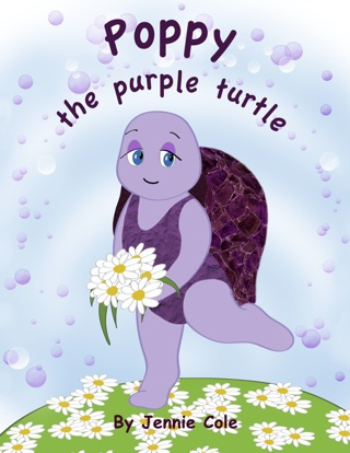 Poppy the Purple Turtle by Jennie Cole E-Book Download