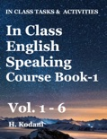 In Class English Speaking Course Book-1 in 18 Lessons book summary, reviews and download