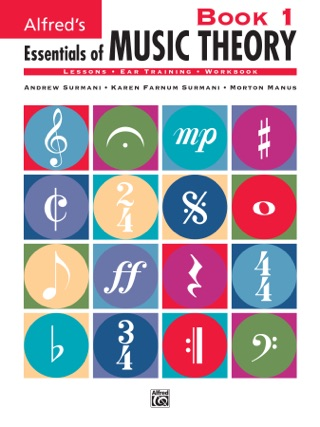 Alfred's Essentials of Music Theory: Book 1 textbook download