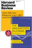 The Innovator's Dilemma with Award-Winning Harvard Business Review Article ?How Will You Measure Your Life?? (2 Items) book summary, reviews and download