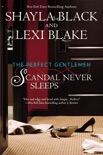 Scandal Never Sleeps book summary, reviews and downlod