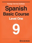 FSI Spanish Basic Course 9