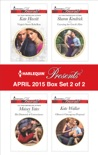 Harlequin Presents April 2015 - Box Set 2 of 2 book summary, reviews and downlod