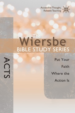 The Wiersbe Bible Study Series: Acts E-Book Download