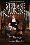 A Match For Marcus Cynster book summary, reviews and downlod