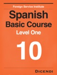 FSI Spanish Basic Course 10 book summary, reviews and downlod