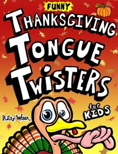 Thanksgiving Tongue Twisters for Kids E-Book Download