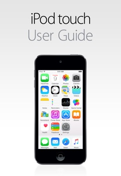 iPod touch User Guide for iOS 8.4 E-Book Download