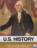 U.S. History 1: Vol 1 book summary, reviews and downlod