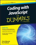 Coding with JavaScript for Dummies book summary, reviews and download