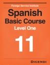 FSI Spanish Basic Course 11