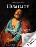 Humility: Micah's Message for Today book summary, reviews and download