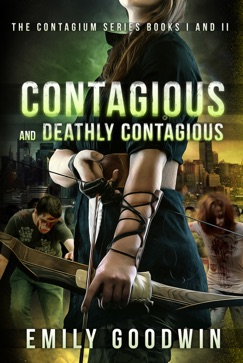 Contagious and Deathly Contagious (The Contagium Series Book 1 and Book 2) E-Book Download
