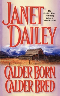 Calder Born, Calder Bred E-Book Download