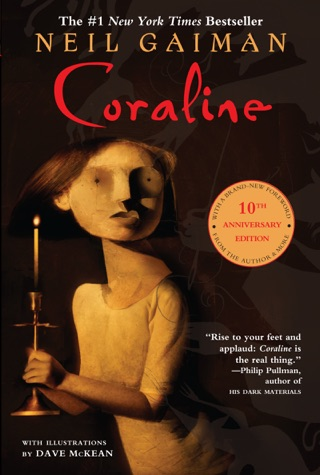 Coraline 10th Anniversary Edition by HARPERCOLLINS PUBLISHERS   book summary, reviews and downlod