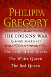 Philippa Gregory's the Cousins' War 3-Book Boxed Set book summary, reviews and downlod
