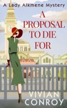 A Proposal to Die For e-book