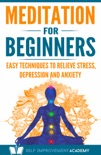 Meditation for Beginners book summary, reviews and download