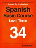 FSI Spanish Basic Course 34 book summary, reviews and downlod