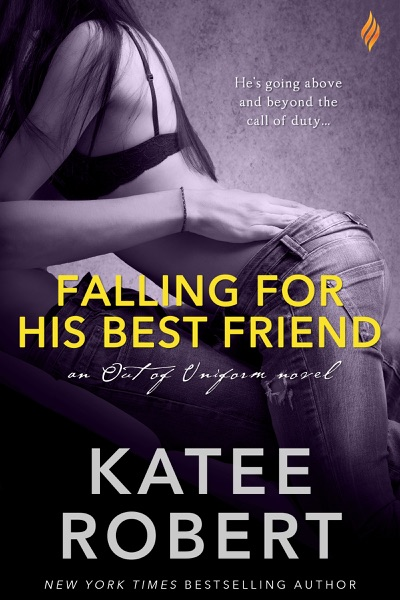 Falling For His Best Friend by Katee Robert Book Summary, Reviews and E-Book Download