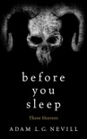 Before You Sleep: Three Horrors book summary, reviews and download
