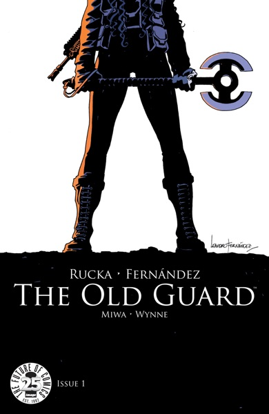 The Old Guard #1 by Greg Rucka & Leandro Fernandez Book Summary, Reviews and E-Book Download