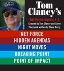 Tom Clancy's Net Force Novels 1-5 book summary, reviews and downlod