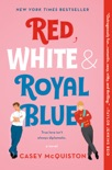 Red, White & Royal Blue book summary, reviews and download