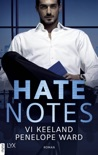 Hate Notes book summary, reviews and downlod