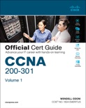 CCNA 200-301 Official Cert Guide, Volume 1 book summary, reviews and download