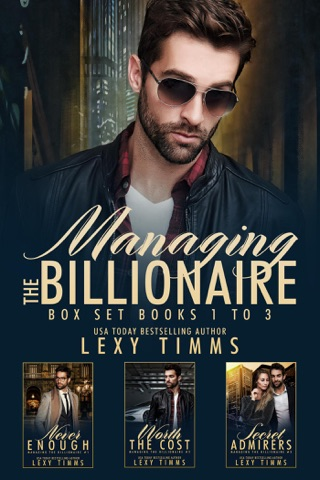Managing the Billionaire Box Set Books #1-3 by Lexy Timms E-Book Download