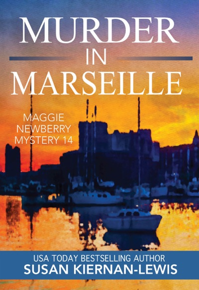 Murder in Marseille by Susan Kiernan-Lewis Book Summary, Reviews and E-Book Download