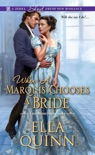 When a Marquis Chooses a Bride book summary, reviews and downlod