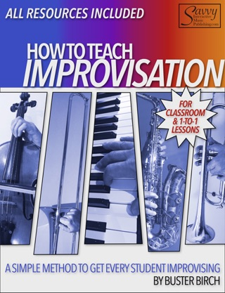 How To Teach Improvisation textbook download